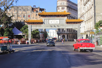 Photo: Barrio Chino (even in Cuba)