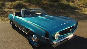 Camaro Muscle -- The '69 SS thumbnail