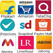 Shopping Apps: Shop, Food, Travel, Club Factory