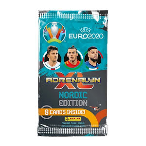 Adrenalyn XL EURO 2020 Booster