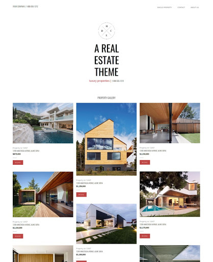 Build a Lovely listings Website