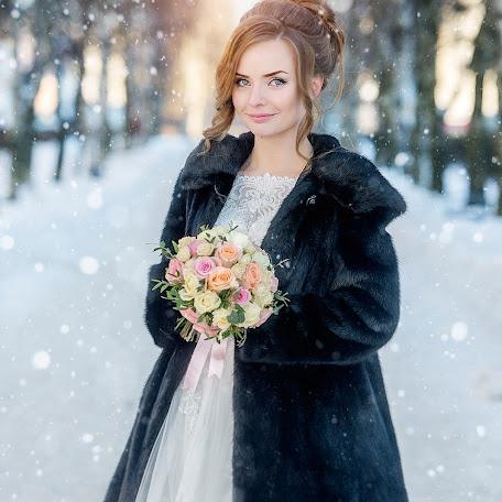 Wedding photographer Roman Zhdanov (RomanZhdanoff). Photo of 19.02.2018