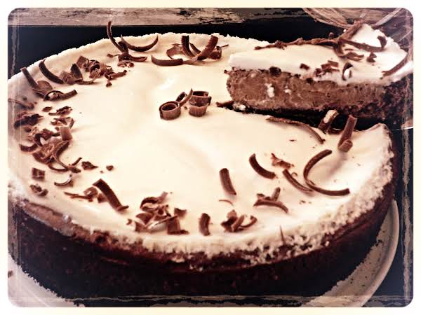 Kahluah Cheese Cake Recipe