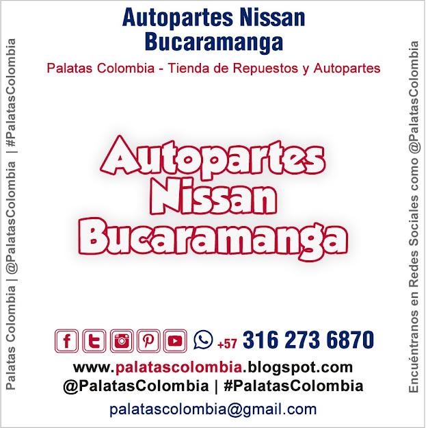 Autopartes Nissan Bucaramanga