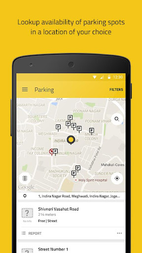 Traffline: Traffic & Parking screenshot 8