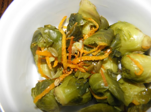 Brussels Sprout Surprise Recipe