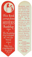 Photo: Heffer's Bookshop