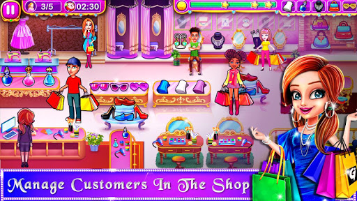 Wedding Bride and Groom Fashion Salon Game apktram screenshots 2