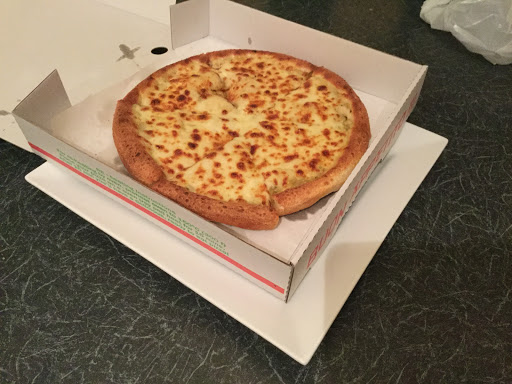 20. Garlic Bread with Cheese