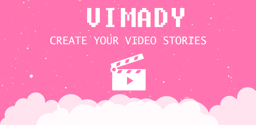 Vimady: Video Editor & Video Maker, GIF, Music for PC