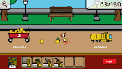 Duck Warfare game for Android screenshot