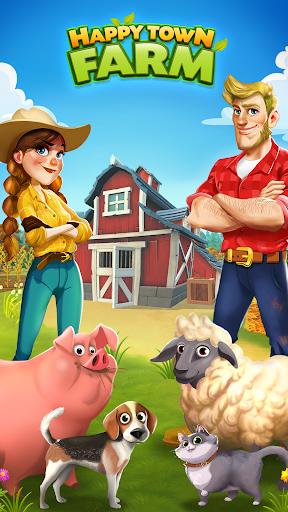 Happy Town Farm: Farming Game 0.21.2 screenshots 1