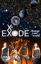 Photo: Exode front cover, http://exodemic.blogspot.com/p/cover.html