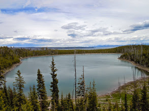 Photo: That would be Duck lake