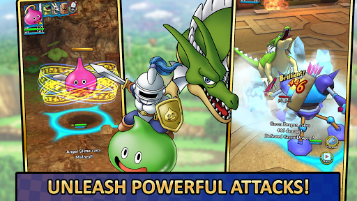 DRAGON QUEST TACT screenshots 2