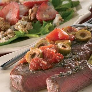Sicilian Steaks