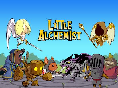 Little Alchemist 12