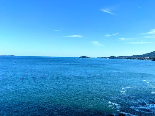 露天風呂からの風景イメージ