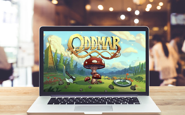 Oddmar HD Wallpapers Game Theme