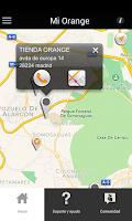 Screenshot of Mi Orange
