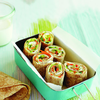Veggie Wrap Recipe