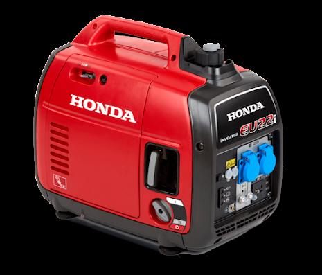 Bensinelverk Honda EU22i