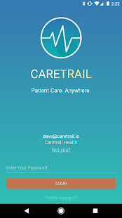 CareTrail- screenshot thumbnail