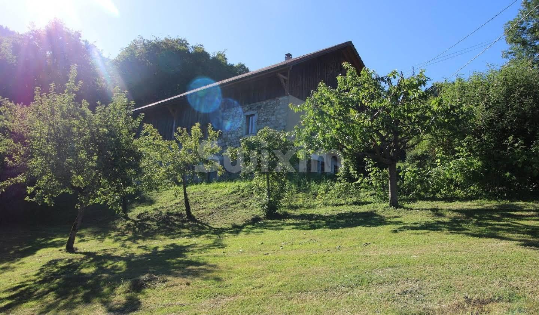 Maison avec jardin et terrasse Villard