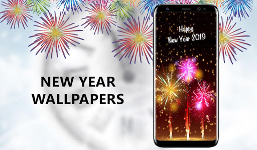 New Year Wallpaper 2019 ud83cudf89 Happy New Year GIF 2019 1.1 screenshots 12