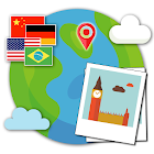 Geo Challenge - World Geography Quiz Game icon