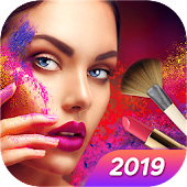 Makeup Camera and Beauty Makeover Photo Editor