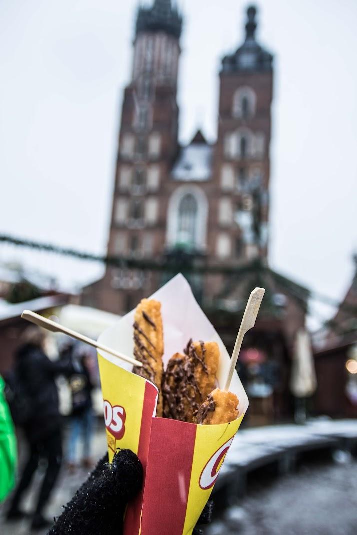 krakow food