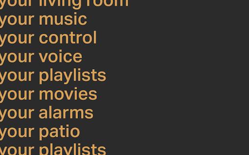 Sonos screenshot 8