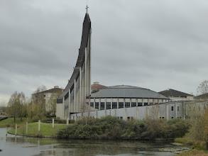 Photo: Eglise Notre Dame du Val (Bussy St Georges)