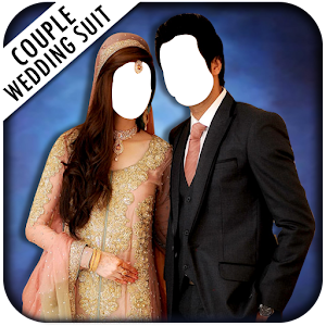 Couple Photo Wedding Suit for PC