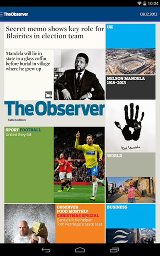 The Guardian daily edition screenshot 5