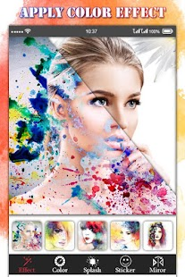 Color Effects: Color Filter Photo Studio - náhled