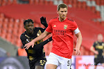 Jan Vertonghen laat met Benfica opnieuw punten liggen