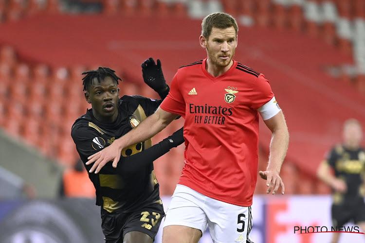 Europa League: Jan Vertonghen et Dries Mertens prennent la porte