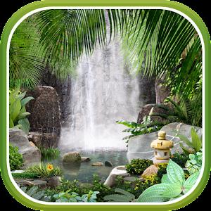 3D Waterfall Live Wallpaper