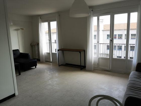 Location appartement meublé 4 pièces 82 m2