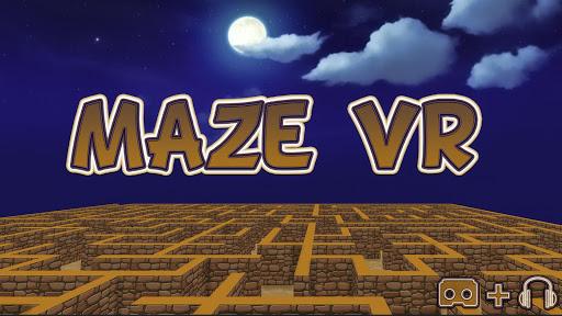 Maze VR - Cardboard