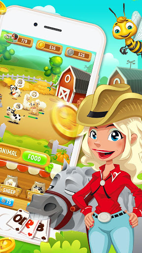 Solitaire Farm screenshots 3