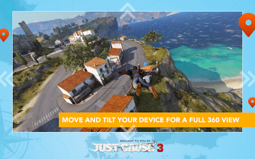 Just Cause 3: WingSuit Tour- screenshot thumbnail