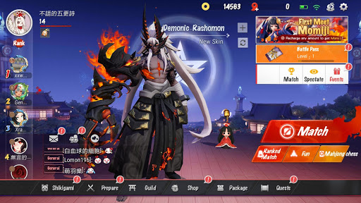 Onmyoji Arena for Android - Download