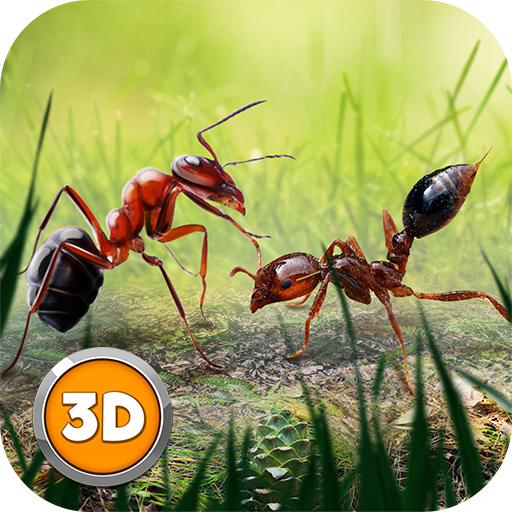 Ant Fighting Colony War Game - Ants Army Battle