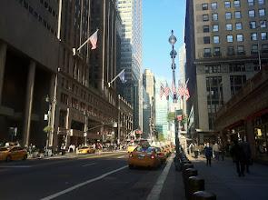 Photo: Первое впечатление – небоскребы! И желтые такси!