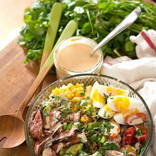 Southwest Steak Cobb Salad.