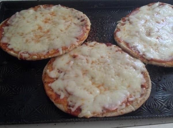 Homemade Personal Pan Pizza Recipe