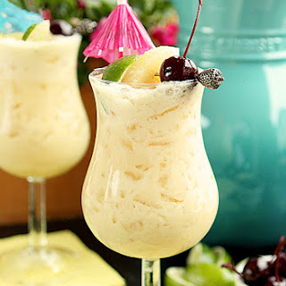 Pina Colada - A Classic Cocktail.